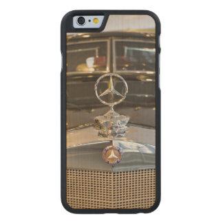 Germany, Baden-Wurttemberg, Stuttgart. Mercedes Carved® Maple iPhone 6 Slim Case