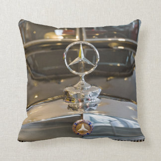 Germany, Baden-Wurttemberg, Stuttgart. Mercedes Cushions