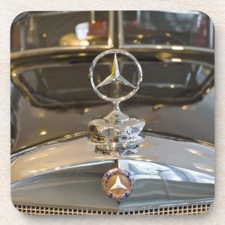 Germany, Baden-Wurttemberg, Stuttgart. Mercedes Drink Coasters