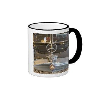 Germany, Baden-Wurttemberg, Stuttgart. Mercedes Ringer Mug