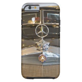 Germany, Baden-Wurttemberg, Stuttgart. Mercedes Tough iPhone 6 Case