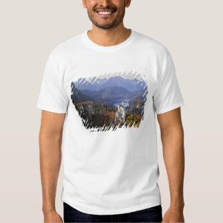 Germany, Bavaria, Neuschwanstein Castle. King Shirts