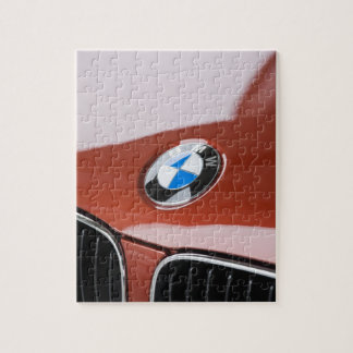 Germany, Bayern-Bavaria, Munich. BMW Welt Car 2 Jigsaw Puzzle