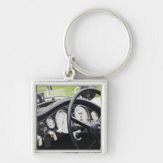 Germany, Bayern-Bavaria, Munich. BMW Welt Car 3 Key Chain