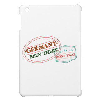 Germany Been There Done That Cover For The iPad Mini