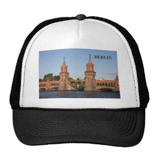 Germany Berlin Oberbaumbrucke (St.K.) Cap