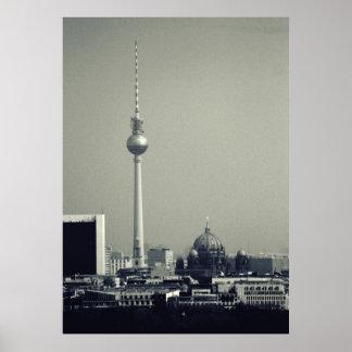 Germany Berlin Poster