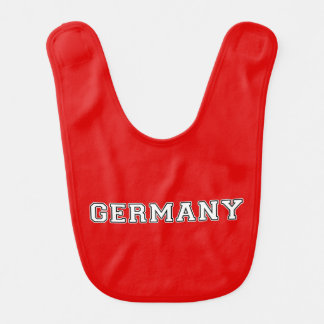 Germany Bib