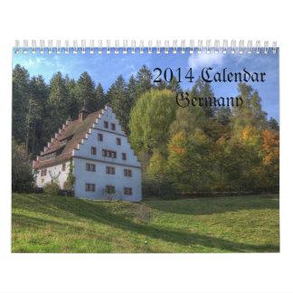 Germany Calendar