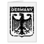 Germany Coat of Arms Greeting Card