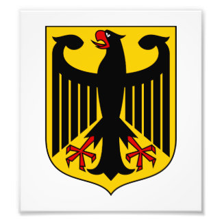 Germany Coat Of Arms Photo Art