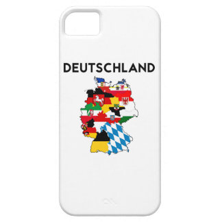 germany country political flag map region province iPhone 5 cover