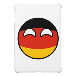 Germany Countryball iPad Mini Cover