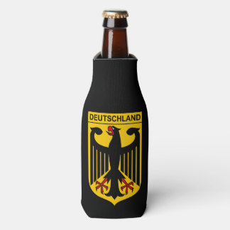 Germany ~ Deutschland Coat of Arms Bottle Cooler
