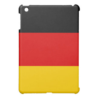 Germany Deutschland flag iPad Mini Cases