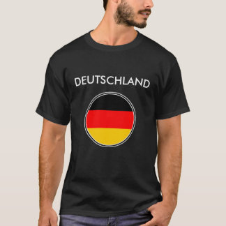 Germany - Deutschland T-Shirt. T-Shirt