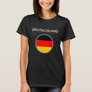 Germany - Deutschland Women T-Shirt. T-Shirt