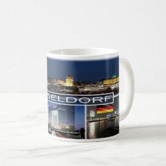 Germany  - Dusseldorf Coffee Mug