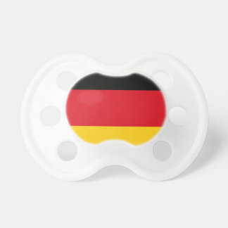 Germany flag baby pacifiers