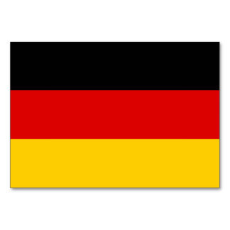 Germany Flag Card