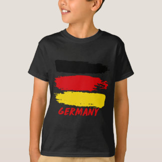 Germany flag designs T-Shirt