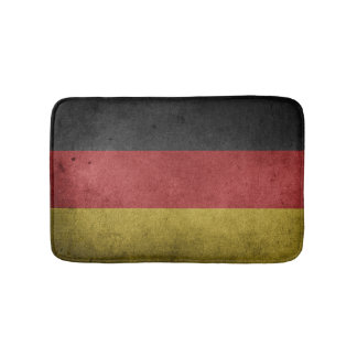 Germany Flag Grunge Bath Mats
