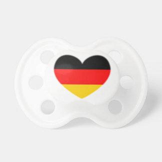 Germany Flag Heart Dummy