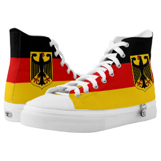 Germany Flag High Tops