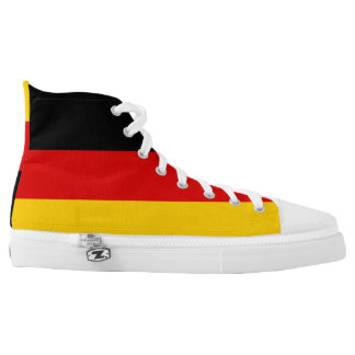 Germany Flag High Tops