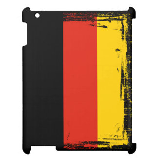 Germany Flag iPad Cover