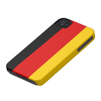 Germany Flag iPhone 4 Case