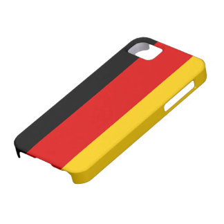 Germany Flag iPhone 5 Case