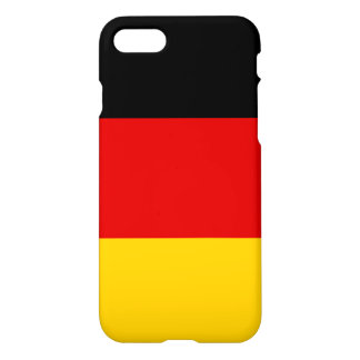 Germany Flag iPhone 8/7 Case