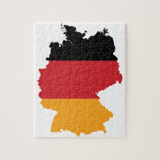 Germany Flag Jigsaw Puzzle