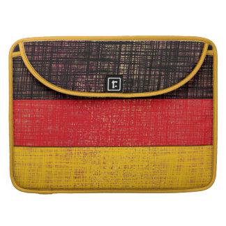 GERMANY FLAG MacBook Pro Sleeve