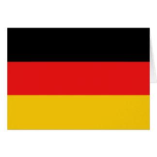 Germany Flag Notecard