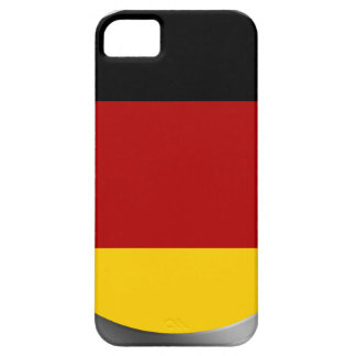 Germany Flag of germany Deutschland Flagge iPhone 5 Case