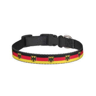 Germany Flag Pet Collar