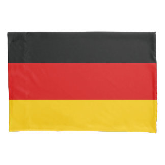 Germany flag pillowcase