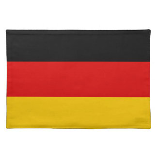 Germany flag placemat