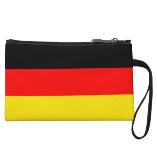 Germany Flag Wristlet Purses