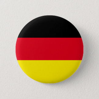 Germany German Flag Button