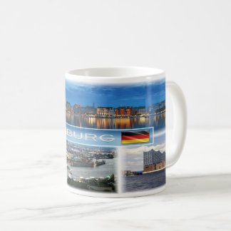Germany -. Hamburg - Coffee Mug