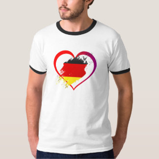 Germany heart T-Shirt
