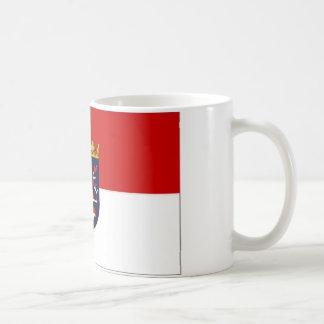 Germany Hessen Coffee Mug
