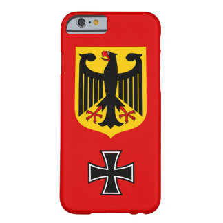 Germany iPhone Case - Eagle & Cross