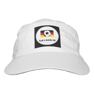 Germany...Let's kick it! Hat