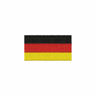 Germany long t shirt - German Flag