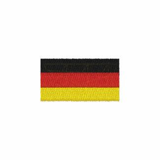 Germany long t shirt - German Flag