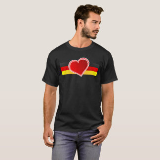 Germany Love Nation T-Shirt